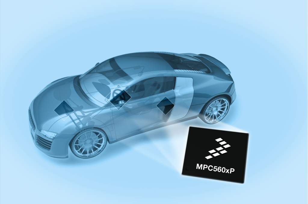 Freescale, Continental work together to develop quad-core