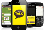 Daum signed a stock swap deal to acquire mobile messaging service provider Kakao Talk