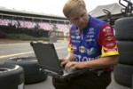 NASCAR team selects Dell to speed past the competition