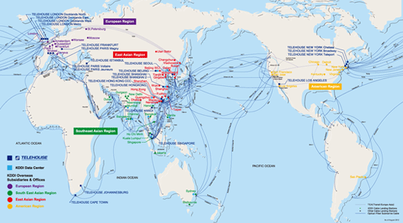 Kddi activates operations of optical submarine cable between japan kddi gobal network map sjc connects japan to singapore and gumiabroncs Choice Image