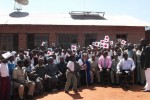 KYOCERA donates solar power generating systems to schools in Tanzania and Uganda