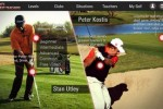 Let's meet legendary golf instructor David Leadbette on LG's smart TV app