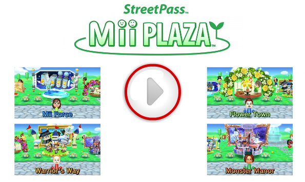 Streetpass Mii Plaza To Update New Games Outfits And Hats It Eco