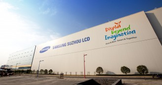Samsung Display opens 8th generation of LCD fab in Suzhou, China as Chinese TV makers turn to 4K UHD TVs