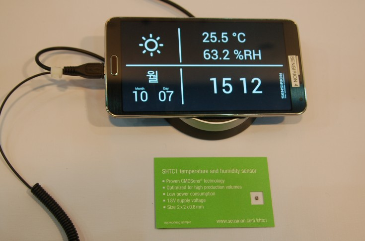 Sensirion's MEMS chips power up healthcare features of