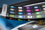 Atmel wins Windows 8 certification for XSense, a flexible touch sensor film for curved smart phones