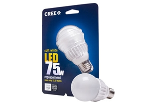 Cree expands best-selling LED bulb portfolio