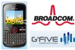 G'Five selects Broadcom quad-core turnkey platform for new Android smartphone