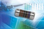 Vishay Intertechnology's new ultra-precision thin film MELF resistor