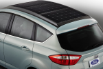 Ford Motor to debut world's first solar cell-powered concept vehicle