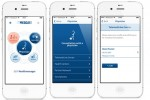 Health management via app