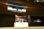 Samsung set to strike back Chinese TV makers' challenges with the rollout of curved 4K TVs