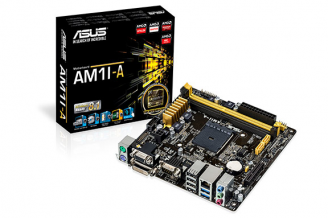ASUS announces AM1M-A and AM1I-A motherboards