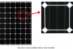 Kyocera commercializes monocrystalline solar modules for residential use in Japan