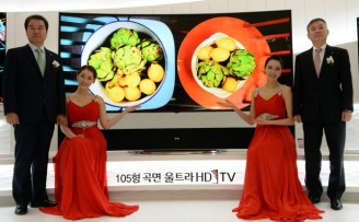 LG Electronics cut price of 55-inch 4K TV by half in less than one year