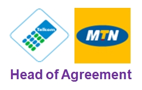 Telkom, MTN South Africa announce signing of heads of agreement