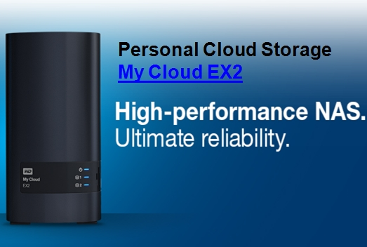 WD introduces 2-bay prosumer personal cloud storage | IT Eco