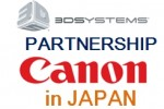 3D Systems expands presence in Japan with Canon Marketing Japan