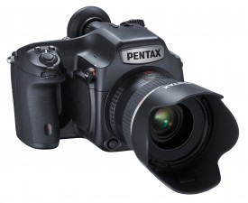 Launch of the PENTAX 645Z