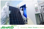 JinkoSolar to supply 100 MW solar PV modules for two projects in Chile