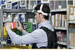 Augmented Reality transforms logistics processes