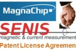 MagnaChip Semiconductor, SENIS AG sign patent license agreement