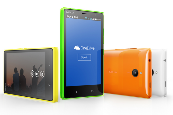 Microsoft expands smartphone portfolio with the nokia x2 it eco like gumiabroncs Choice Image