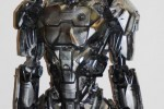 Blockbuster movie RoboCop's suit and helmet built on Stratasys' 3D printing technology