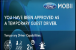 Ford, Intel research demonstrates the future of in-car personalization and Mobile Interior Imaging technology