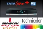 Broadcom HEVC technology powers India's first ultra HD STB deployment from Tata Sky and Technicolor