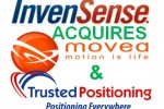 InvenSense to acquire Movea and Trusted Positioning, Inc.