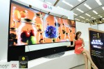 LG starts to ship 105-inch curved 4K UHD TV with a price tag of US$11,000