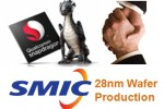 SMIC joins a list of Qualcomm's SoC chip foundry partners