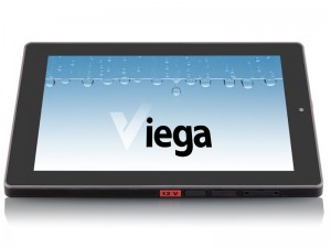 VIA debuts VIA Viega ruggedized Android tablet