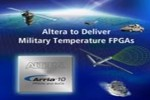 Full compliance with military temperature specification planned for Altera 20 nm FPGA and SoC devices