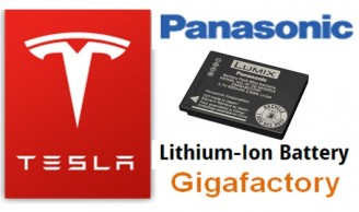 Panasonic, Tesla sign agreement for the Gigafactory