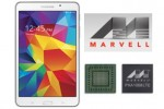 Samsung's new GALAXY Tab 4 7.0 tablet whizzes on Marvell's ARMADA Mobile PXA1088 SoC