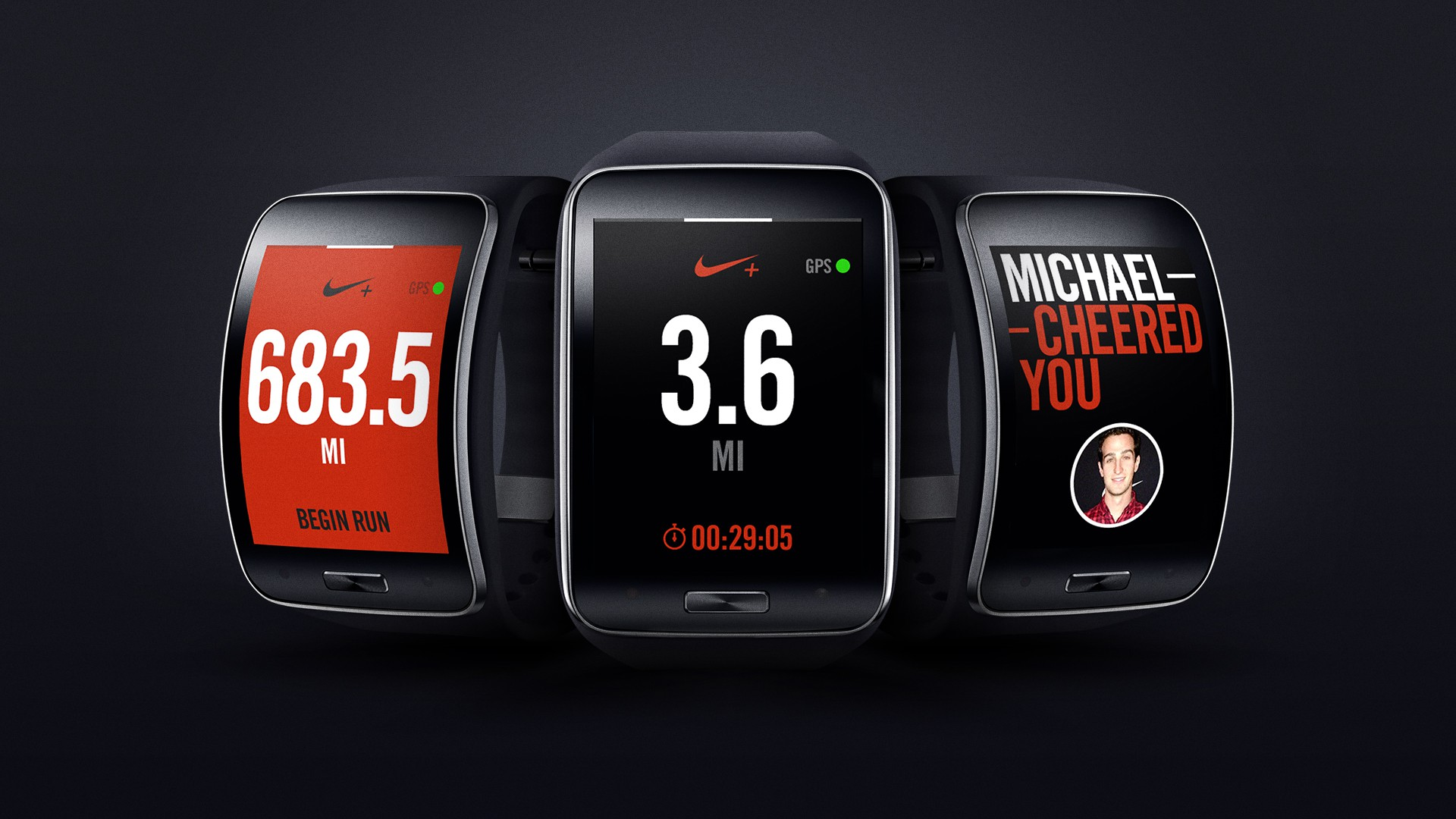 Samsung partners with Nike to adds Nike + Running app to Tizen eco-system