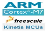 Freescale plans extreme performance for Kinetis MCUs with ARM Cortex-M7 core