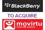 BlackBerry acquires Movirtu to improve adoption of BYOD and COPE