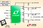 24V triple output synchronous step-down controller features -55°C to 150°C operating junction temperature range