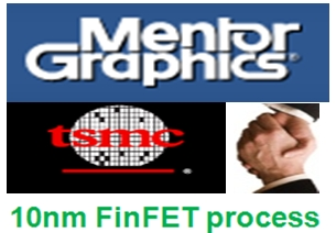 Mentor Graphics, TSMC to collaborate for 10nm FinFET process