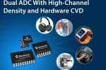 Microchip expands low-cost 8-bit PIC microcontroller portfolio with new devices featuring dual ADC peripheral