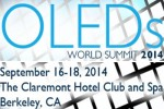 OLEDs World Summit 2014
