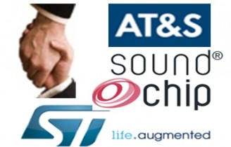 AT&S, Soundchip, and STMicroelectronics craft innovative bionic ear