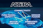 Altera  unveils automotive embedded system solutions