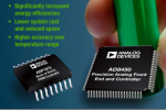 Analog Devices debuts integrated analog controller for high-efficiency rechargeable battery manufacturing