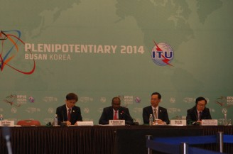 """ITU secretary general says,""""Public security and personal privacy are two sides of one coin"""""""