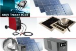 IR expands portfolio of ultra-fast trench IGBTs with 650V devices for welding, solar, industrial motors, Induction Heating and UPS Applications