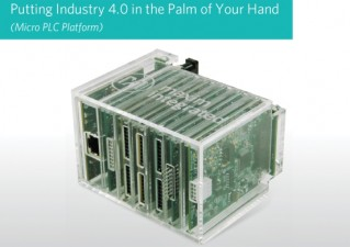 Micro PLC platform puts the power of Industry 4.0 in the palm of your hand